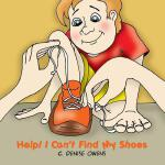 预订 Help! I Can't Find My Shoes [ISBN:9781478725503]