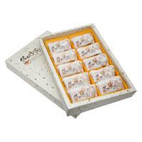 【台湾年货礼盒】佐日漫游 金砖凤梨酥经典版 (10入)