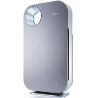 飞利浦(Philips)空气净化器家用除PM2.5甲醛烟尘雾霾 智能过滤 AC4074(金属银)245立方米/h