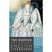 英文原版 诺顿美国文学选集 The Norton Anthology of English Literature (N