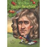 【中商原版】英文原版 Who Was Isaac Newton?谁是艾萨克・牛顿