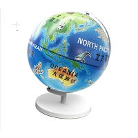 小熊尼奥AR地球仪