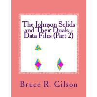 预订 The Johnson Solids and Their Duals - Data Files (Part 2)