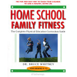 HOMESCHOOL FAMILY FITNESS(ISBN=9781578262748) 英文原版