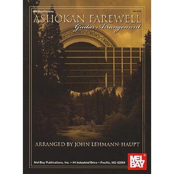 【预订】Ashokan Farewell Guitar Arrangement 预订商品,需要1-3个月发货,非质量问题不接受退换货。