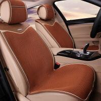 Mubo牧宝汽车夏季冰丝坐垫四季坐垫五座车通用坐垫免捆绑环保坐垫座垫座套MSJ-W1601