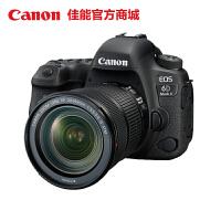 【佳能官方商城】Canon/佳能 EOS 6D Mark II 套机(EF 24-105mm f/3.5-5.6 IS STM)   经典不止于轻,开启全画幅单反新篇章