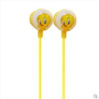 索爱 SA-L16糖果色卡通时尚可爱入耳式耳机MP3 MP4运动型专用耳塞
