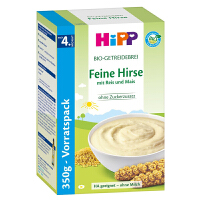 【澳门直购】德国Hipp喜宝有机小米米糊350g 4个月以上