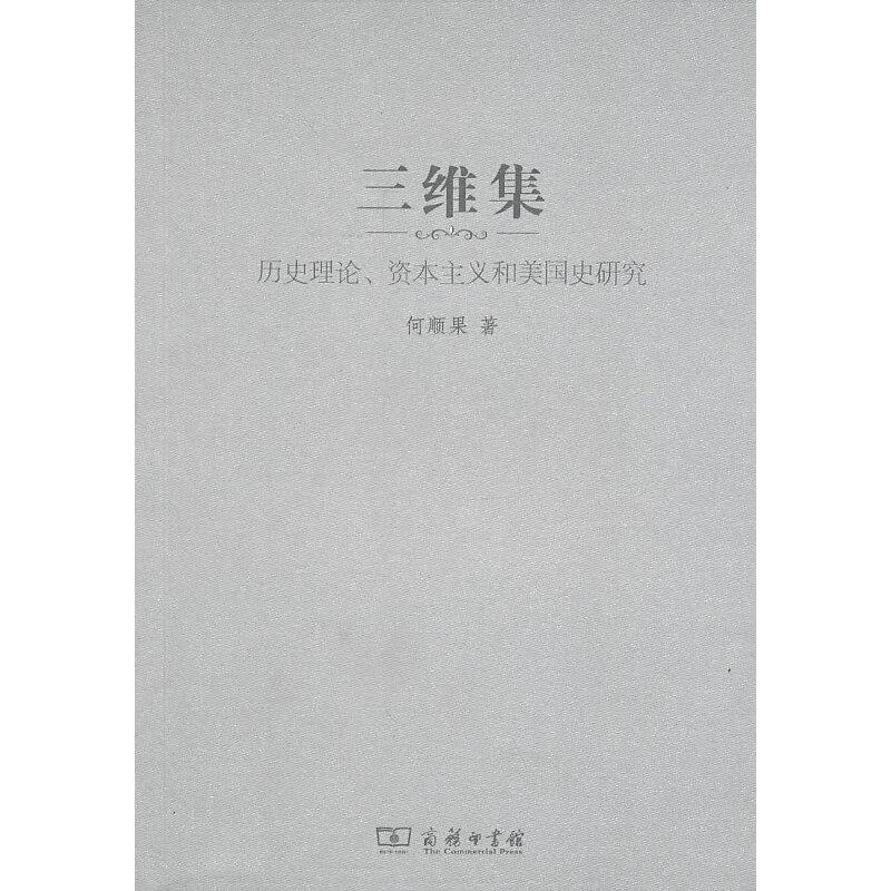 三维集——历史理论、资本主义和美国史研究