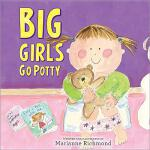 【预订】Big Girls Go Potty