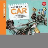【预订】How to Build a Car: A High-Speed Adventure of Mechanics