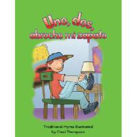 【预订】Uno, dos, abrocho mi zapato = One, Two, Buckle My Shoe
