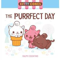 预订 Kitty Cones: The Purrfect Day [ISBN:9781683832393]