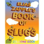 预订 Elias Zapple's Book of Slugs Coloring Book [ISBN:9781912