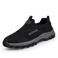 老北京布鞋女秋季妈妈鞋舒适老人运动鞋防滑软底中老年健步鞋