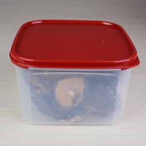 特百惠MM方形系列储藏盒方形2号密封干货保鲜盒2.6L