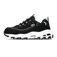 【满减商品】Skechers斯凯奇女鞋新款官方休闲运动鞋增高熊猫鞋老爹鞋13148