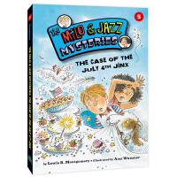 (精装)MJ小侦探:中邪的国庆日 The Milo & Jazz Mysteries : The Case of th