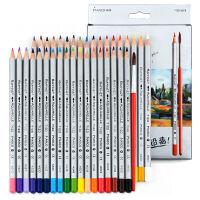 马可(Marco)7120-36CB Raffine系列 水溶性36色彩色铅笔/填色笔/彩铅 纸盒装