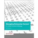 【预订】Managing Enterprise Content: A Unified Content Strategy