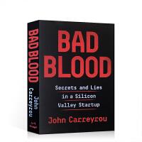 【顺丰速运】英文原版 Bad Blood 滴血成金 坏血 硅谷独角兽的骗局 John Carreyrou 女乔布斯 谎