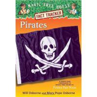 神奇树屋 英文原版 两种封面随机发货 Magic Tree House Research Guide #4: Pirat
