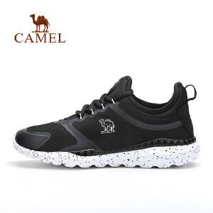 【每满200减100】camel骆驼男款运动鞋 休闲轻盈低帮男款跑步鞋