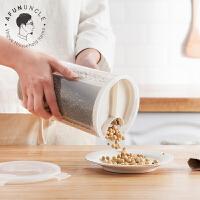 调味罐厨房家居用品创意玻璃密封烧烤调料瓶佐料盒盐罐瓶罐