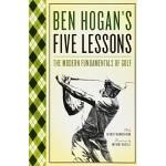 【中商原版】本・霍根的五堂课英文原版 Ben Hogan's Five Lessons