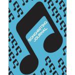 预订 Songwriting Journal: Musical Notes Music Composition Not