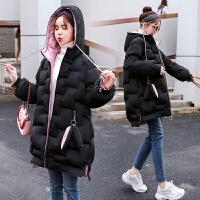 孕妇加厚保暖棉袄宽松冬装棉衣孕后期潮妈韩版冬季外套