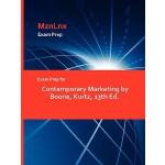 【预订】Exam Prep for Contemporary Marketing by Boone, Kurtz, 1