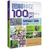 图解种花100问(园艺达人分步图解种花的各种问题,500张图片一看就懂) 陈坤灿 9787501997626