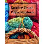 预订 Knitting Graph Paper Notebook: 4:5 Ratio: 100 Pages Knit