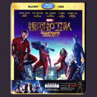 正版高清1080p蓝光 银河护卫队 电影光盘碟片BD50+DVD9光盘碟片