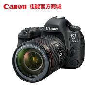 【佳能官方商城】Canon/佳能 EOS 6D Mark II 套机(EF 24-105mm f/4L IS II USM)     经典不止于轻,开启全画幅单反新篇章
