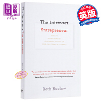 【中商原版】内向者企业家 英文原版 The Introvert Entrepreneur 企业经济管理