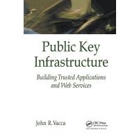 【预订】Public Key Infrastructure 9780367394325