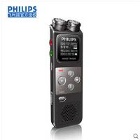 飞利浦录音笔VTR6900 微型专业高清 超远距降噪声控正品MP3播放