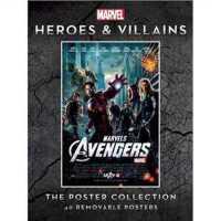 漫威 Marvel Heroes and Villains Poster Collection