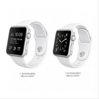 iwatch 苹果 Apple Watch Sport 苹果智能手表 智能手环 iwatch 铝金属表壳 精准计时个性