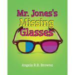 【预订】Mr. Jones's Missing Glasses