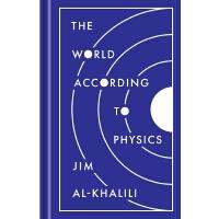 英文原版 物理世界 Jim Al Khalili 英国萨里大学物理学教授 The World According to