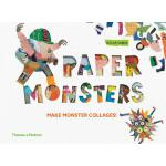 预订 Paper Monsters: Make Monster Collages! [ISBN:97805006509