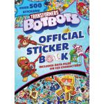 预订 Transformers Botbots Official Sticker Book (Transformers