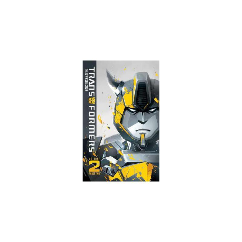 【预订】Transformers: IDW Collection Phase Two Volume 2 预订商品,需要1-3个月发货,非质量问题不接受退换货。