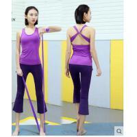 性感修身显瘦两件套健身服背心瑜伽服套装女夏季服装可礼品卡支付