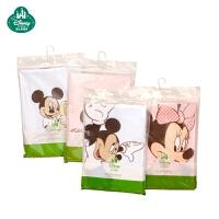 迪士尼婴儿隔尿垫宝宝透气隔尿垫巾新生儿双面隔尿垫防水透气用品