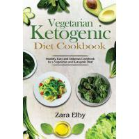 预订 Vegetarian Ketogenic Diet Cookbook: Healthy, Easy and De